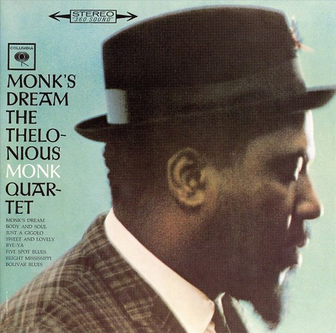 Thelonious monk - Monk's dream (CD) - image 1 of 1