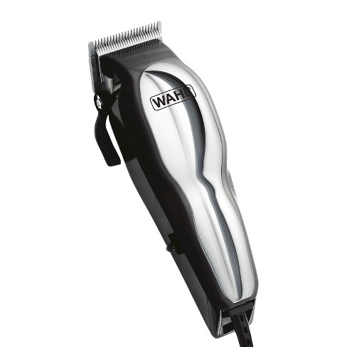 Wahl Chrome Pro Men's Haircut Kit With  Adjustable Taper Lever and Hard Storage Case - 79520-3901 - image 1 of 4