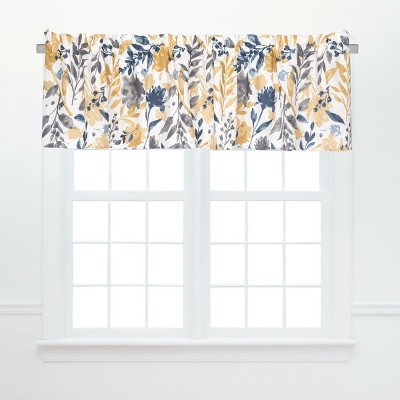 C&F Home Natural Home Cotton Valance Window Treatment