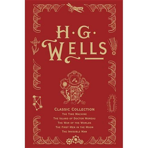 Hg Wells Classic Collection I - by  H G Wells (Hardcover) - image 1 of 1