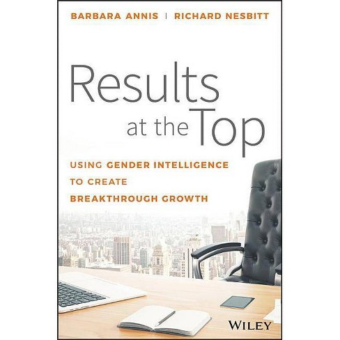 Results at the Top - by  Barbara Annis & Richard Nesbitt (Hardcover) - image 1 of 1