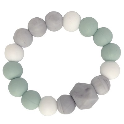 Itzy Ritzy Teething Bracelet - Mint