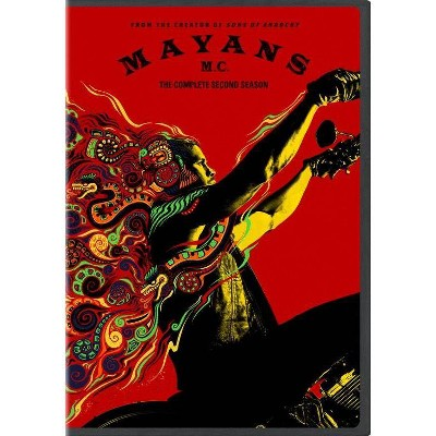 Mayans M.C.: The Complete Second Season (DVD)(2020)