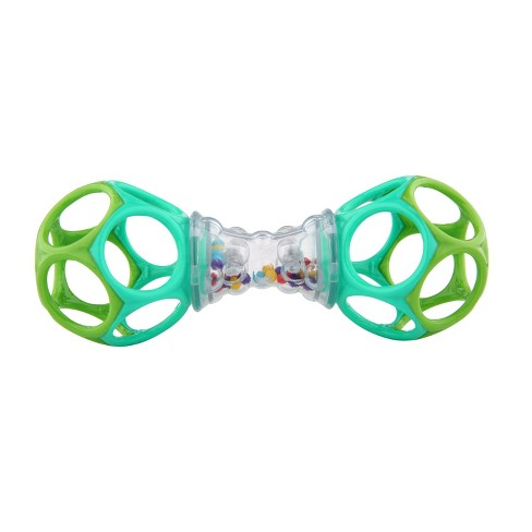 Bright Starts Oball Shaker Toy - image 1 of 4