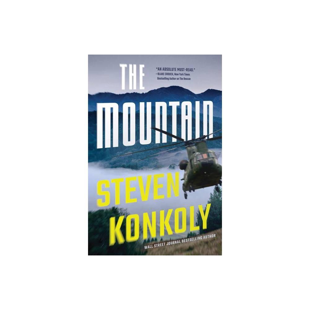 The Mountain Ryan Decker By Steven Konkoly Paperback