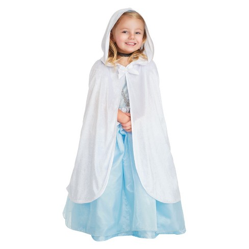 Little Adventures Child Cloak White - image 1 of 1