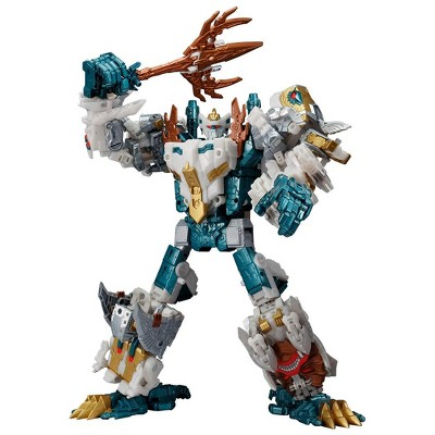TT-GS10 God Neptune Set of 5 Takara Tomy Mall Exclusive | Transformers Generations Selects War for Cybertron Trilogy Action figures