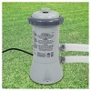 """Intex 12' x 30"""" Metal Frame Above Ground Pool with Filter Pump - image 3 of 3"""