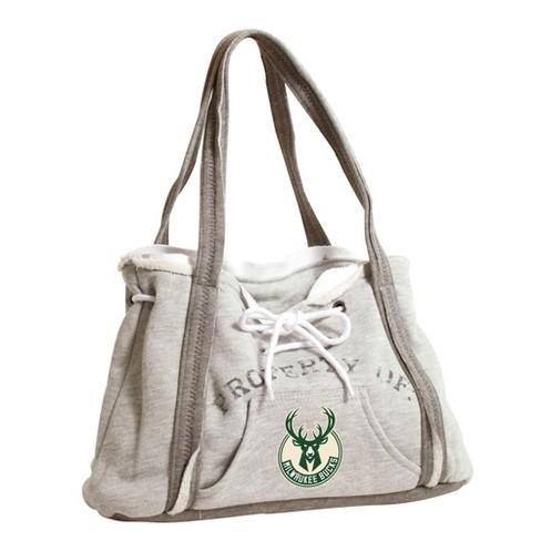 NBA Milwaukee Bucks Hoodie Purse - image 1 of 2