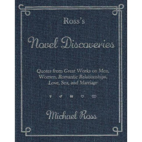 Ross's Novel Discoveries - (Ross's Quotations) by  Michael Ross (Hardcover) - image 1 of 1