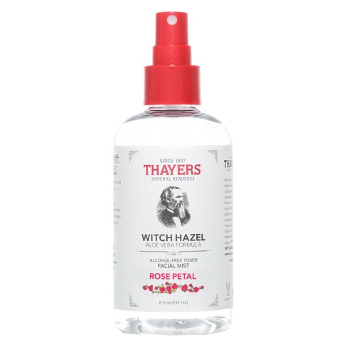 Thayers Witch Hazel Alcohol Free Toner Facial Mist - Rose -  8 fl oz - image 1 of 1