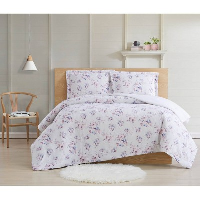 Cottage Classics Rose Dusk Comforter Set