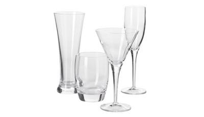 Luigi Bormioli Michelangelo Glassware Collection