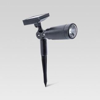 Outdoor LED Spotlight - Black Finish - Threshold™