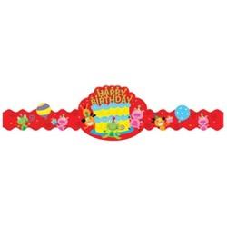 Creative Teaching Press Happy Birthday Crowns