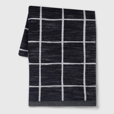 Graph Check Throw Blanket - Blue - Project 62™