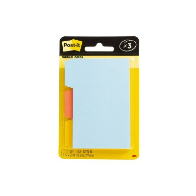 Post-it Tabbed Notepads
