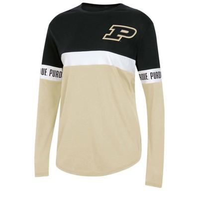 NCAA Purdue Boilermakers Women's Long Sleeve T-Shirt