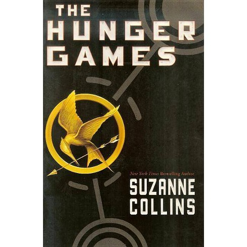 The Hunger Games - by  Suzanne Collins (Hardcover) - image 1 of 1