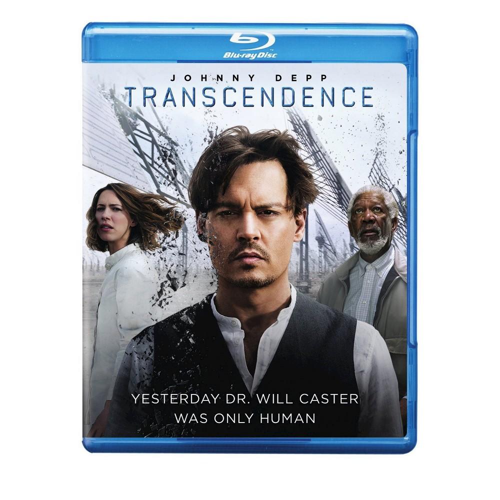 Transcendence (2 Discs) (Includes Digital Copy) (UltraViolet) (Blu-ray/Dvd)