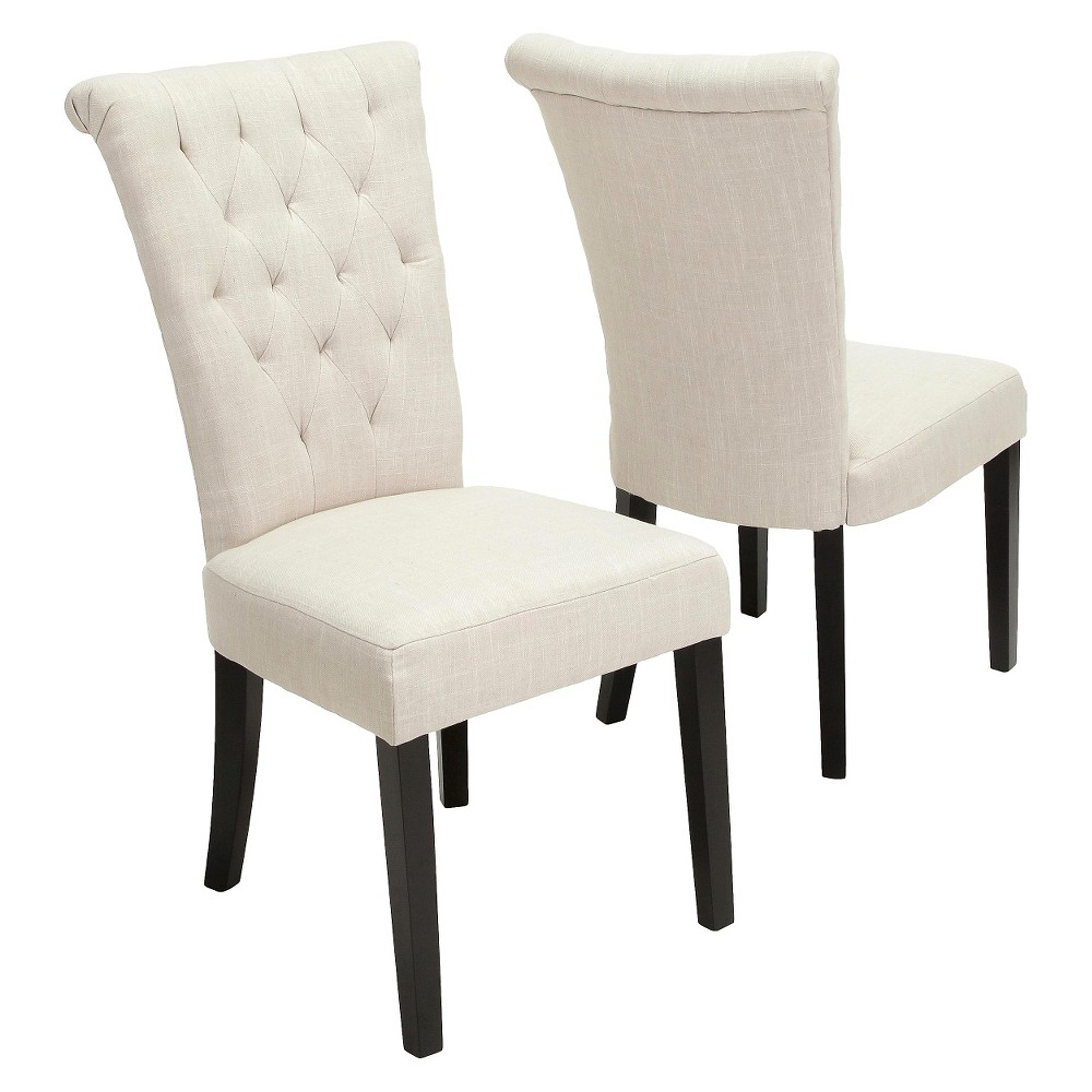 Set of 2 Venetian Dining Chair Beige - Christopher Knight Home was $231.99 now $162.39 (30.0% off)