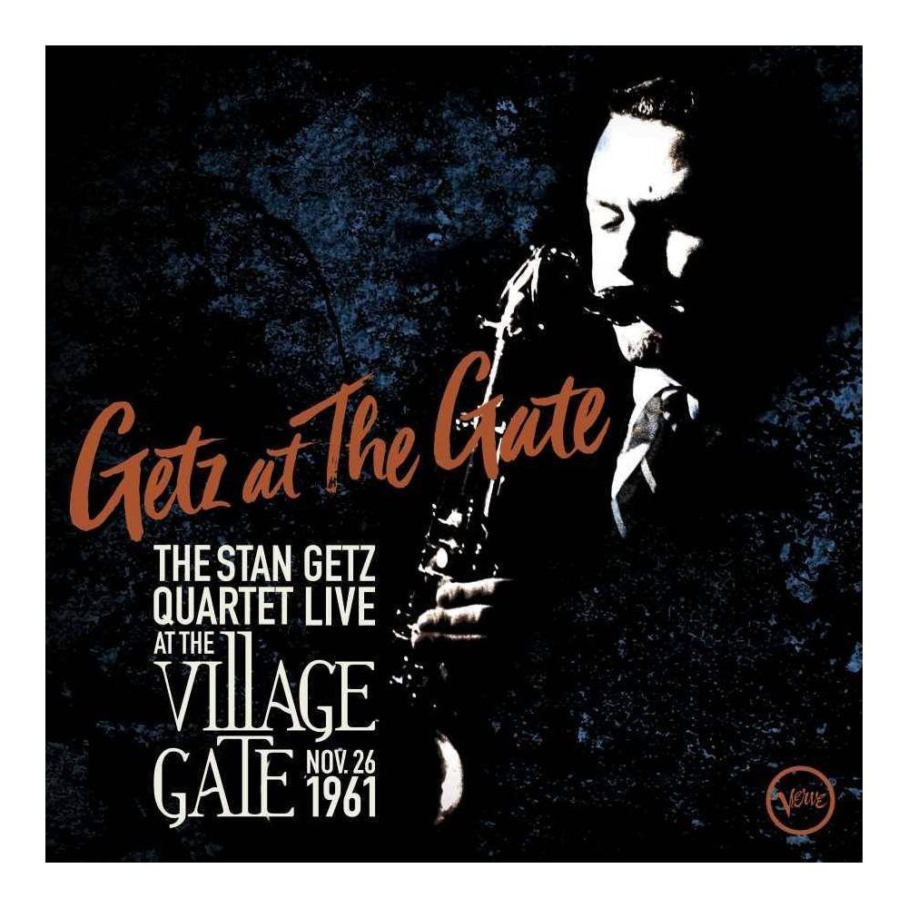 The Stan Getz Quartet Stan Getz Getz At The Gate 3 Lp Vinyl