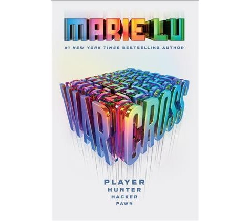 Warcross -  by Marie Lu (Hardcover) - image 1 of 1
