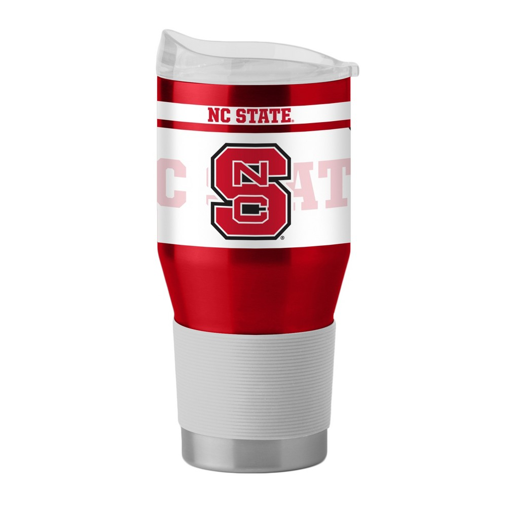 NCAA NC State Wolfpack Boelter 24oz Silicone Sleeve Stainless Ultra Tumbler