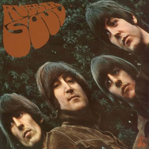 Beatles - Rubber Soul (Mono) (Vinyl)