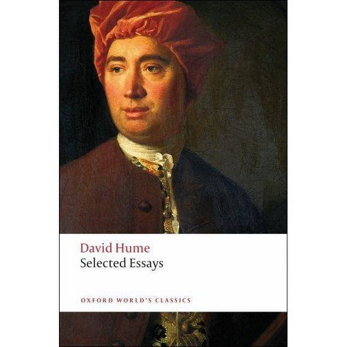 Selected Essays - (Oxford World's Classics (Paperback)) by  David Hume (Paperback) - image 1 of 1