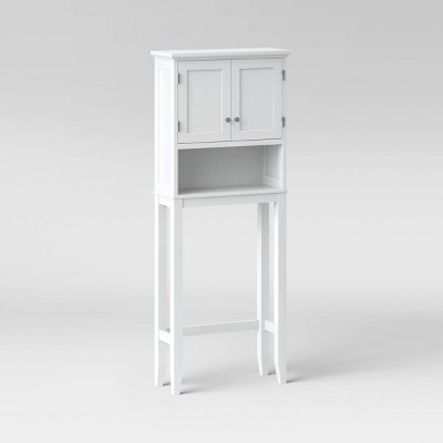 Wood Space Saver Etagere White - Threshold™