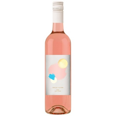 Rosé Wine - 750ml Bottle - The Collection