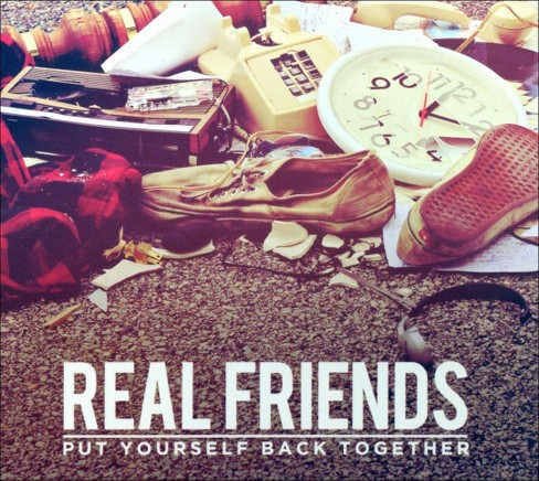 Real Friends - Put Yourself Back Together (CD) - image 1 of 1