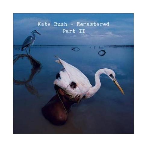 Kate Bush - Remastered Part 2 (CD) : Target