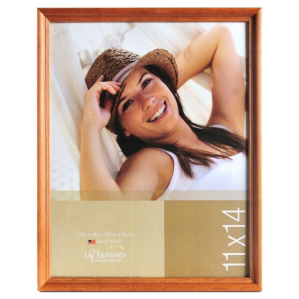 """Image of """"Natural Wood Frame Set (11""""""""X14"""""""") Set of 6"""""""
