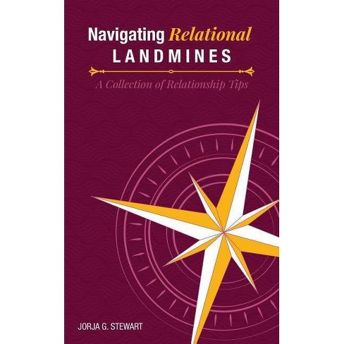 Navigating Relational Landmines - by  Jorja G Stewart (Paperback) - image 1 of 1