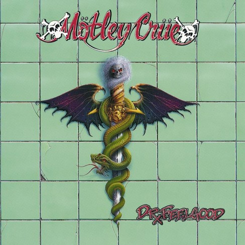 Motley crue - Dr. feelgood [Explicit Lyrics] (CD) - image 1 of 1