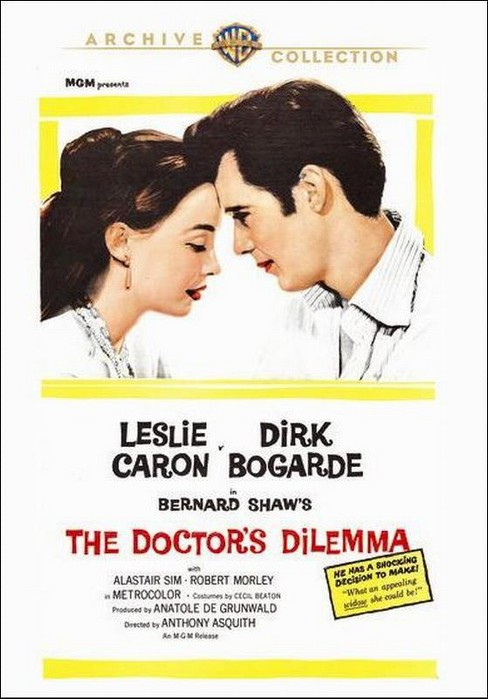 Doctor's dilemma (DVD) - image 1 of 1
