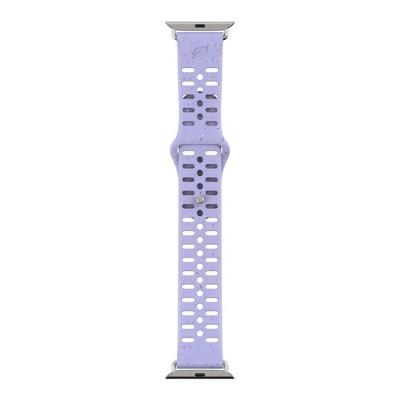 Pela Eco-Friendly Apple Watch Bands Series 3/4/5/6/SE 42/44mm - Lavender