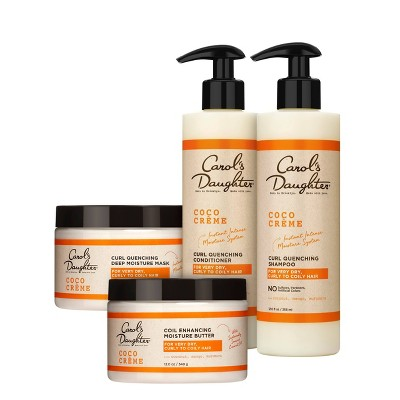 Carol's Daughter Coco Crème Hair Care Collection
