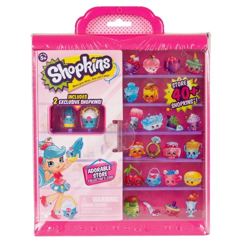Shopkins™ Adorable Store Collector Case - image 1 of 4
