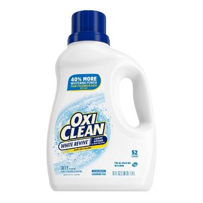 OxiClean White Revive Liquid Laundry Additive - 66 fl oz