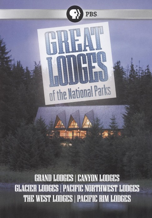Great lodges of the national parks co (DVD) - image 1 of 1