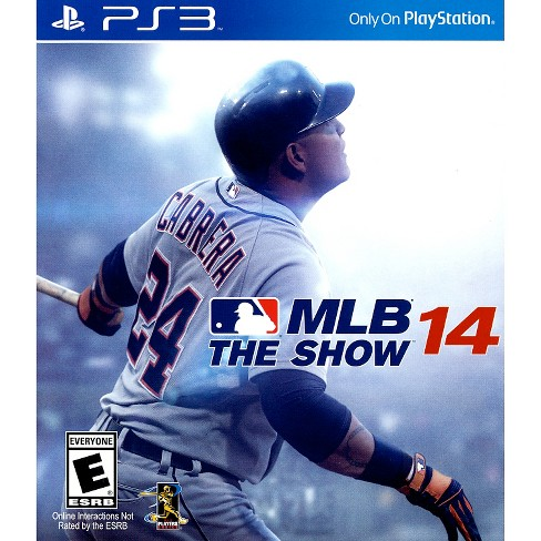 MLB 14 The Show PRE-OWNED PlayStation 3 - image 1 of 1