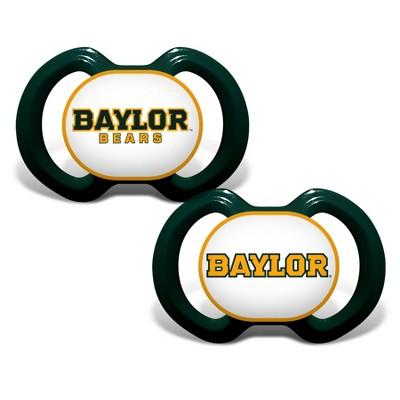 Baylor Bears 2pk Pacifier Set