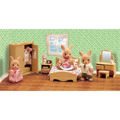 Calico Critters Parent's Bedroom Set - image 1 of 1