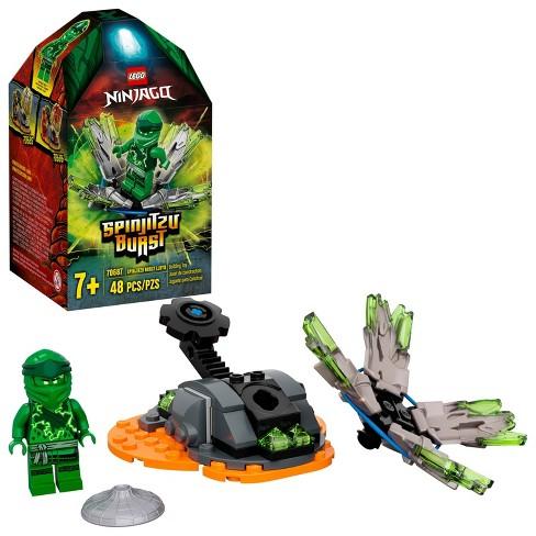 LEGO NINJAGO Spinjitzu Burst Lloyd Ninja Playset Building Kit 70687 - image 1 of 4