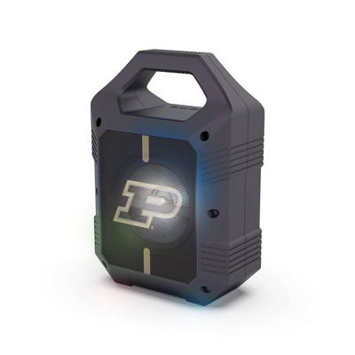 NCAA Purdue Boilermakers Bluetooth Speaker with LED Lights