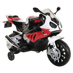 Dynacraft BMW S1000RR 12V Motorcycle - Red