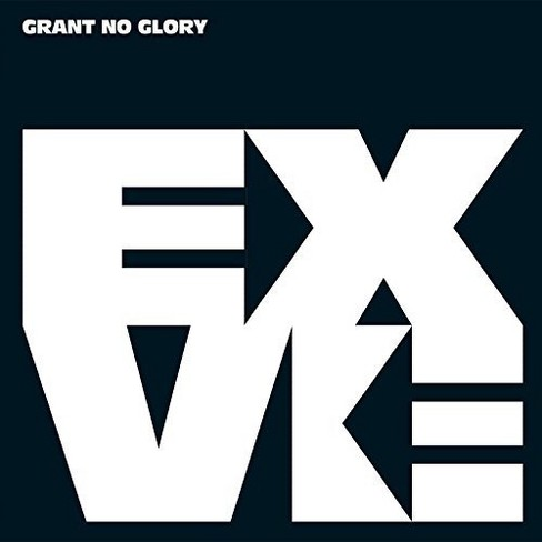 Exit Verse - Grant No Glory (CD) - image 1 of 1